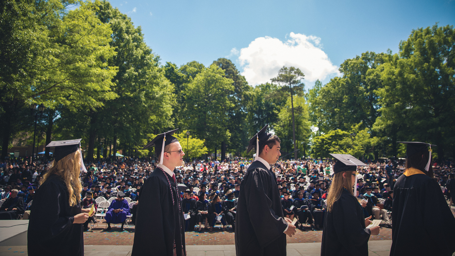 Regent University Commencement