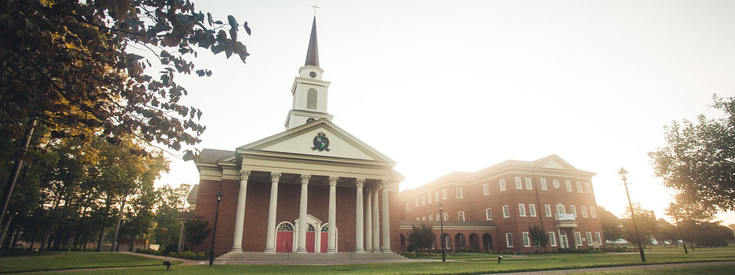 Regent University, Virginia Beach, strives to make its facilities accessible to those with disabilities.