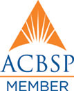 Regent's Bachelor of Science (B.S.) in Business program is a member of ACSBP.