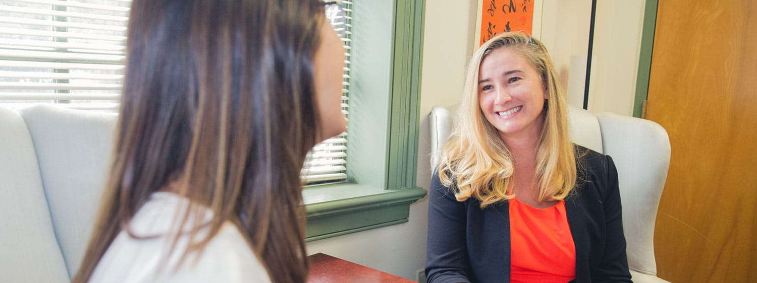 A bachelor's in Psychology program is offered online and in Virginia Beach by Regent University.
