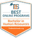 Regent University Featured Among the Top 20 Best Online Bachelor's in Human Resources Degree Programs | TheBestSchools.org, 2019.