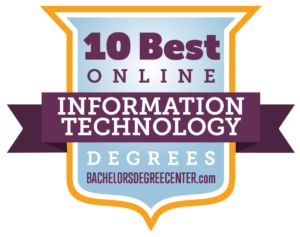 Top 10 Best Online Information Technology Degrees | BachelorsDegreeCenter.com, 2019.