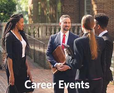 Explore career events organized by Regent University's Office of Career and Talent Management.