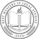 Regent University ranked #8 of the top 15 master's in legal studies degree programs | Intelligent.com