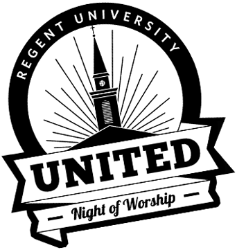 United Night of Worship at Regent University, Virginia Beach.