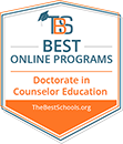 Top 8 Best Online Doctorate in Counselor Education Programs | TheBestSchools.org, 2019.