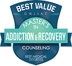 Best Value Online Master's in Addiction & Recovery Counseling | Best Medical Degrees