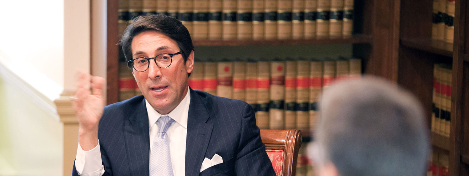 Jay Sekulow is the Chief Counsel of the American Center for Law and Justice (ACLJ), which operates on the Regent University campus in Virginia Beach.