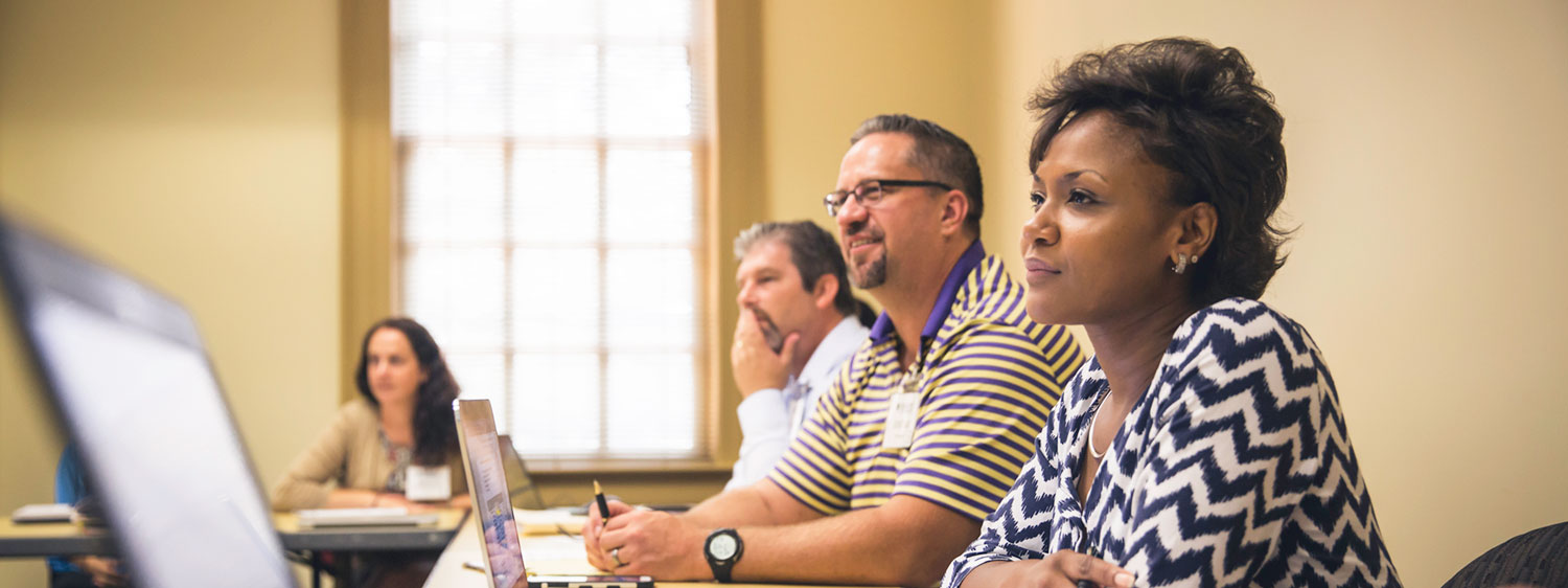 Regent University's School of Divinity has a distinguished faculty.