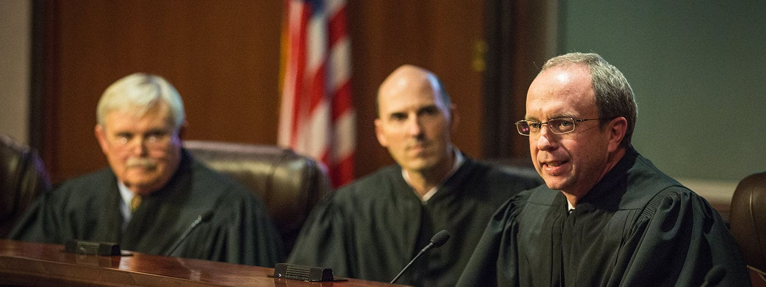 A judge speaks: Pursue the MA in Law – National Security degree at Regent University.