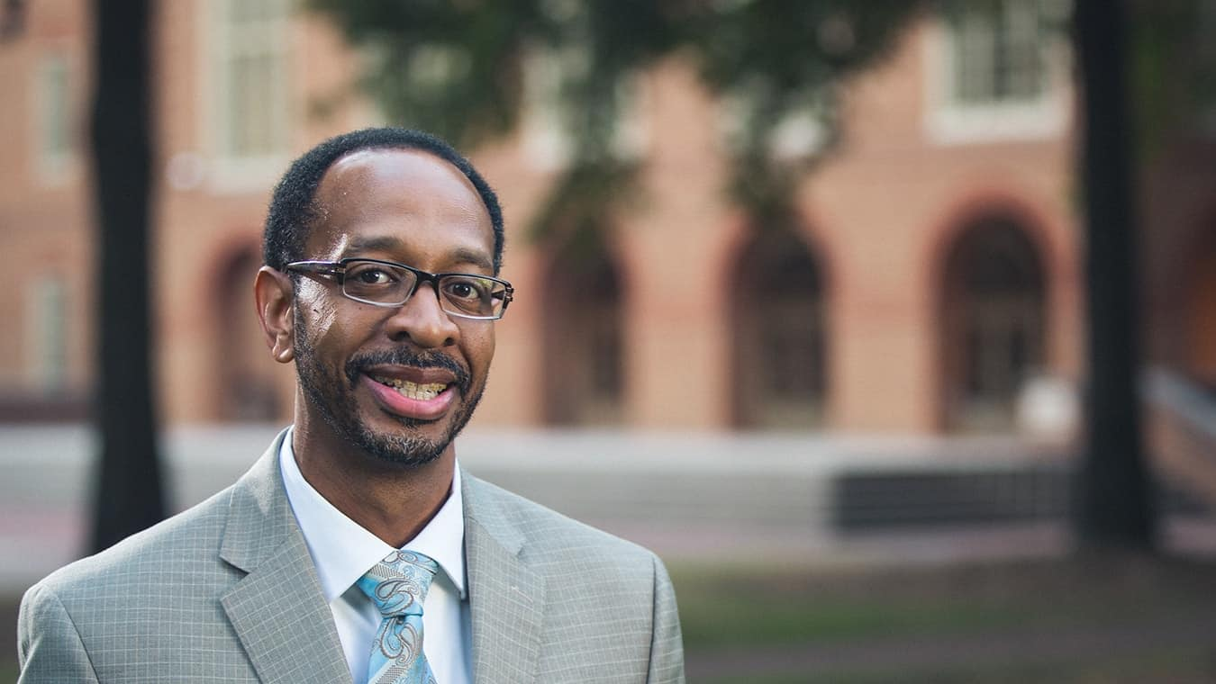 An alumnus: Explore Regent's PhD in Counseling and Psychological Studies – Human Services Counseling program.