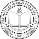 Regent University ranked #31 of the top 47 Master's in Computer Forensics degree programs | Intelligent.com
