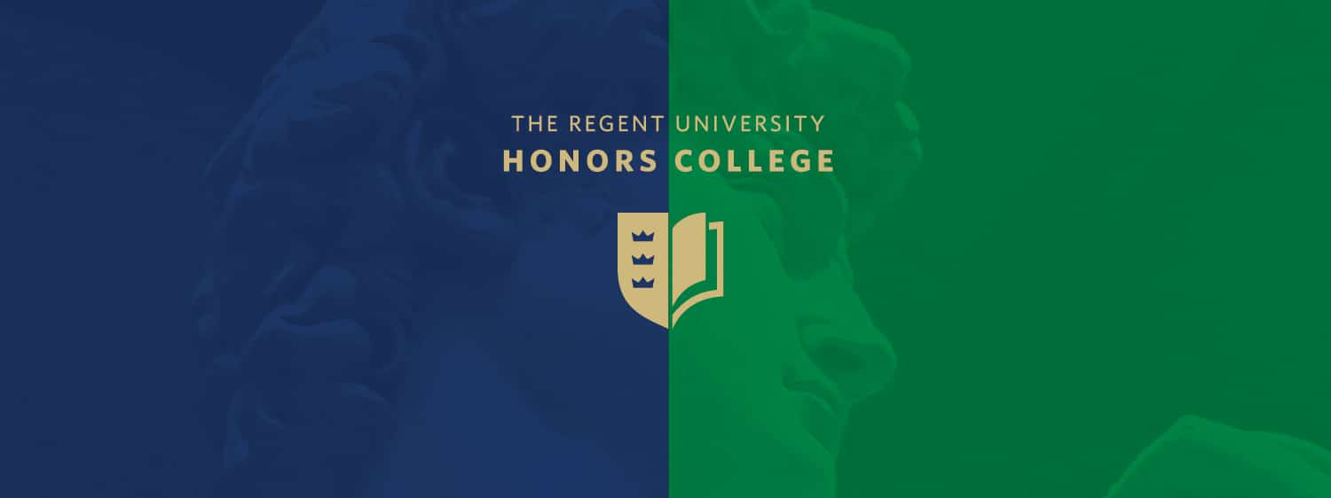 Students of Regent University can compete in Honors Bound for exclusive scholarships and interview for acceptance into the Honors College.